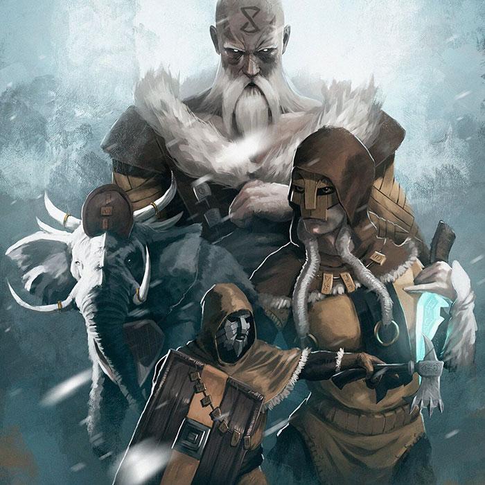 Uprising | Curse of the last Emperor board game