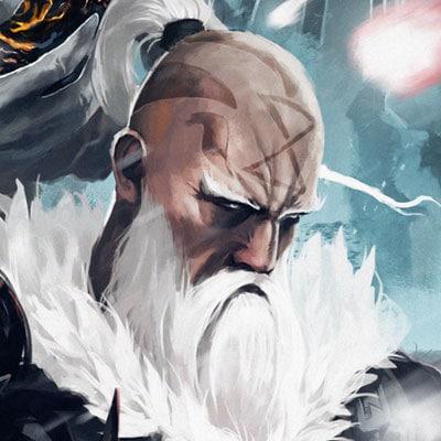 Baranth the Wall | Duerkhar Hero