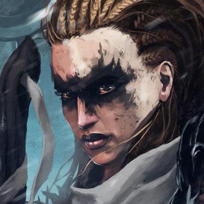 Ronja the Adventurer   Mohyar Hero