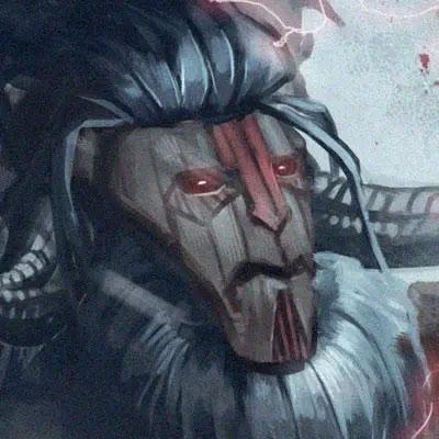 Dugpa the Seer | Krowh Hero