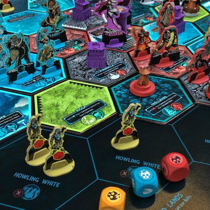 Rules | Uprising board game