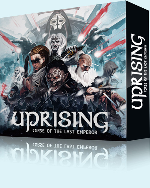 Uprising | Box Cover Art