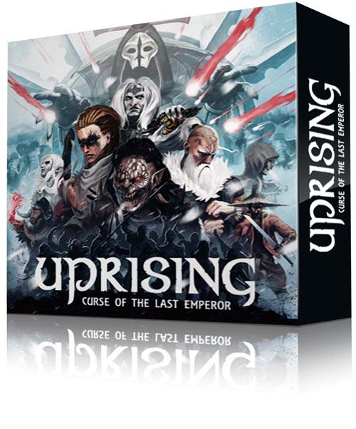 Uprising: Curse of the Last Emperor | Box
