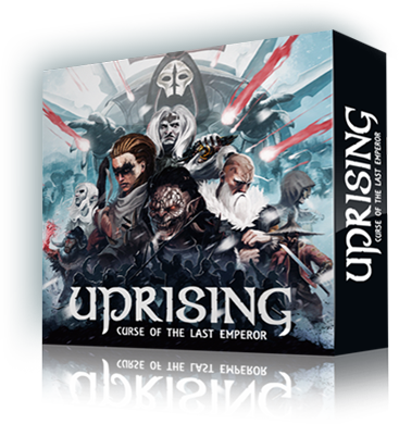 Uprising Box Cover Art