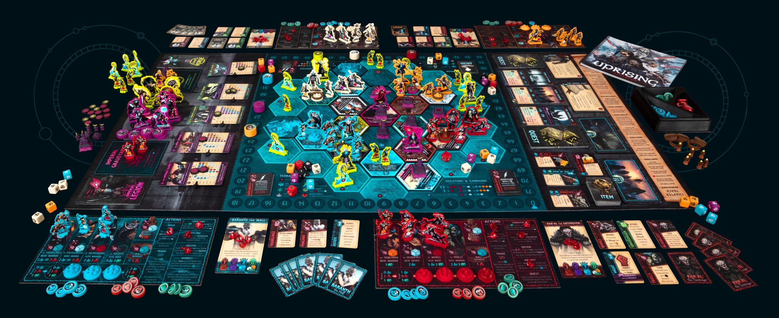 Uprising Full Board