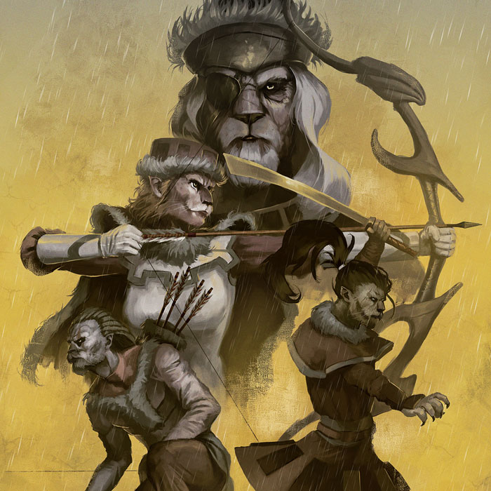 The Hokqan | Shadow Striders
