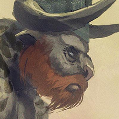 Mjor The Bullwark | Ytuma Hero