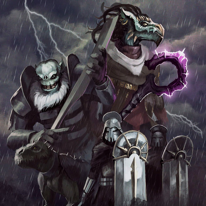 The Renegade Legion