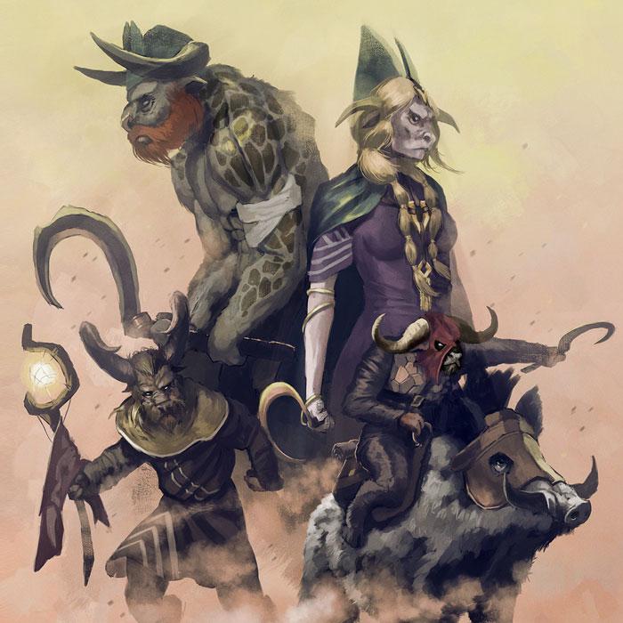 The Ytuma | The Last Herd